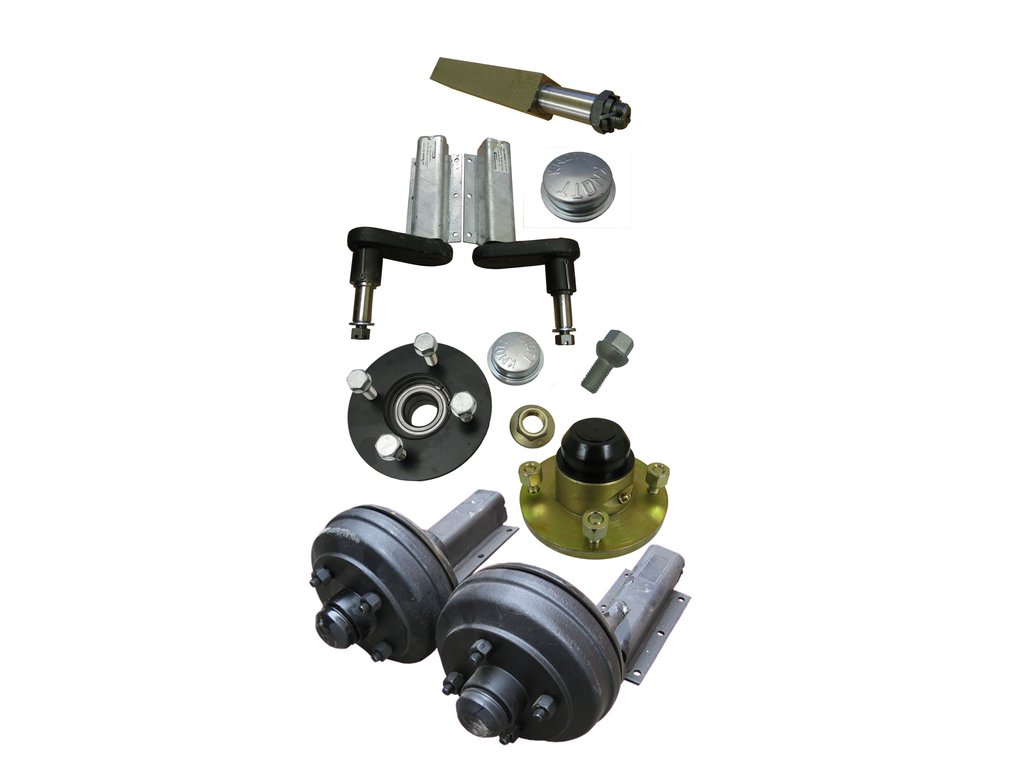 Suspension and parts