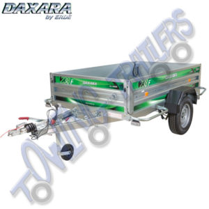 Daxara 238.2F Braked Trailer