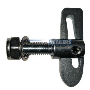 M8 Trailer Antiluce Fastener 21mm Thread Length 12mm Body
