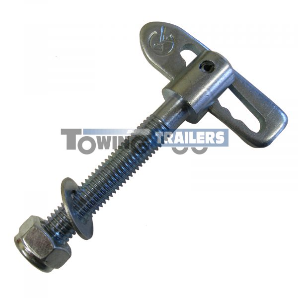 M12 Trailer Antiluce Fastener 76mm Thread Length 19mm Body
