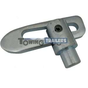 Weldable Antiluce Fastener 12mm Shank 19mm Body