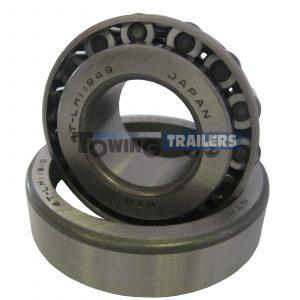 Premium Taper Roller Trailer Bearing 11949 11910