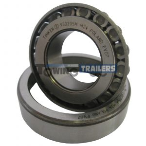 Taper Roller Trailer Bearing 30205 30205M Premium