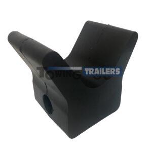Trailer Bow Snubber Block - 113mm x 95mm x 75mm