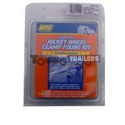 Maypole Easy Fit Trailer Jockey Wheel Bracket 50mm 60mm Drawbar