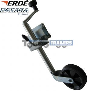 Erde Daxara 34mm Trailer Jockey Wheel 102 143 107 148