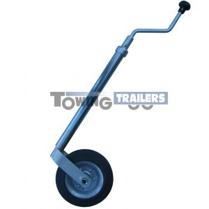 Knott 34mm Trailer Jockey Wheel 200x55mm Wheel