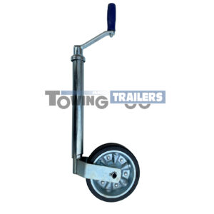 Maypole 42mm Heavy Duty Jockey Wheel 200x55mm