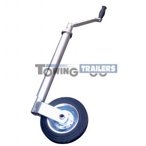 Indespension 42mm Trailer Jockey Wheel 200x45mm