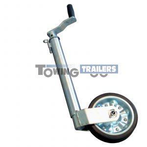 Maypole 48mm Heavy Duty Trailer Jockey Wheel 200x50mm