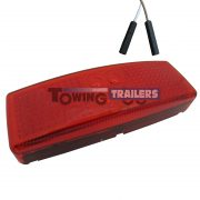 LED Autolamps 1490 Series Red Harness Trailer Marker Light