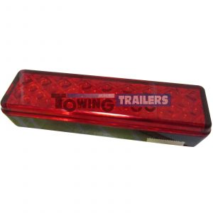 LED Autolamps 135FME 135mm Fog Light Surface Mount