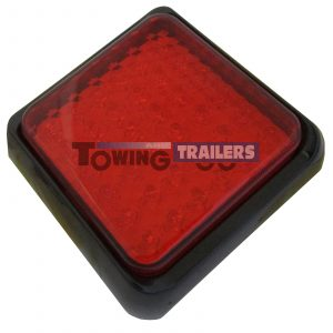 LED Autolamps 80RME 80 Series Multivolt Trailer Stop Tail Light