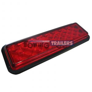 LED Autolamps 135RMGE Stop Tail Light Grommet Mount