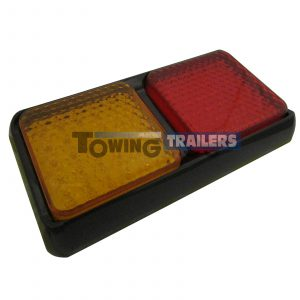 LED Autolamps 80BARME Combination Stop Tail Indicator Trailer Light