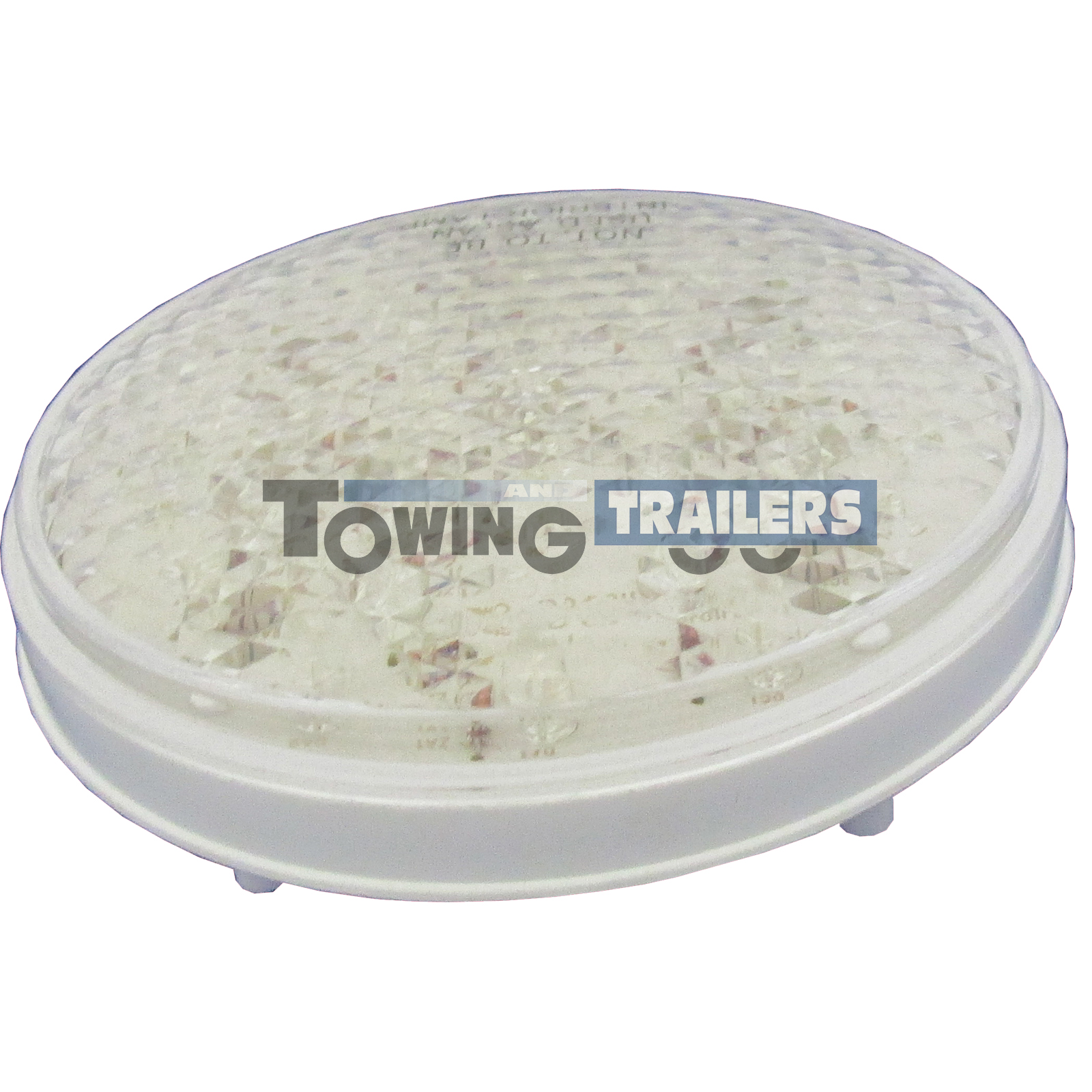 LED Autolamps 110WME Multivolt Round Reverse Light for Trailers