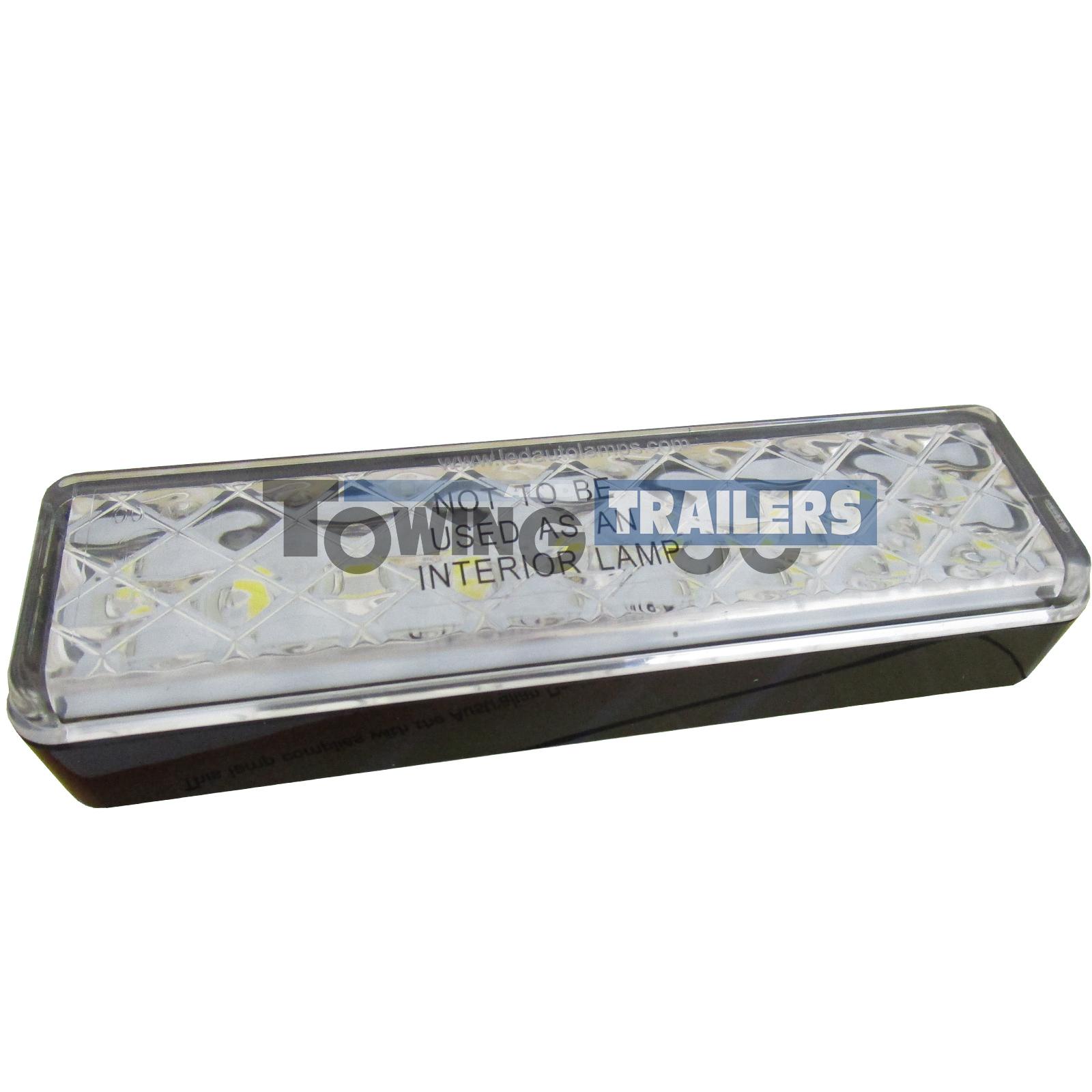 LED Autolamps 135WME 135mm Reverse Light Surface Mount