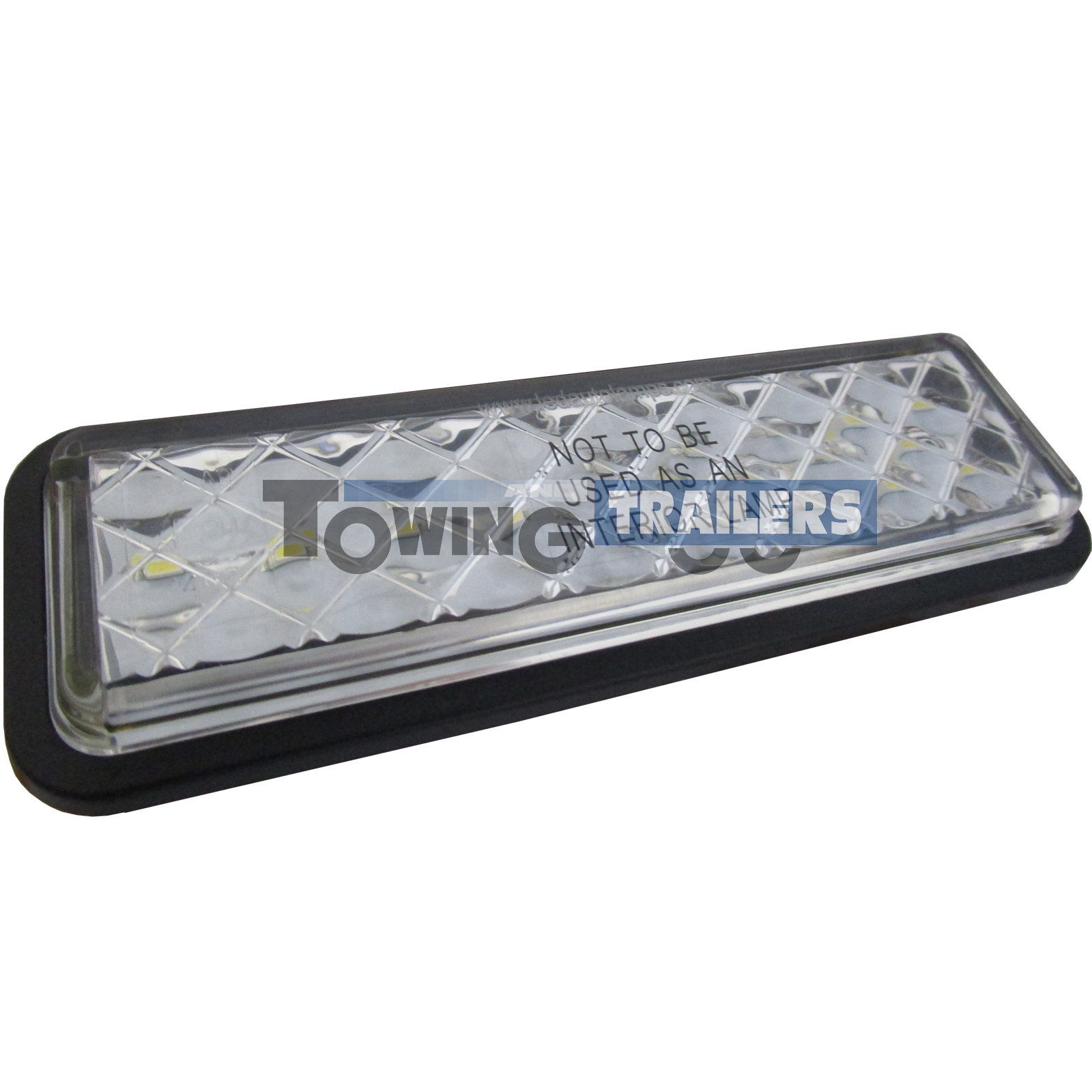LED Autolamps 135WMGE Reverse Light Grommet Mount