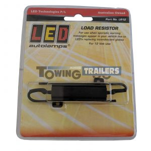 LED Autolamps LR12 Load Resistor - 12v LED Lights