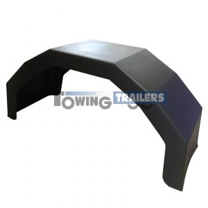 10 Inch Wide Flexible Mudguard