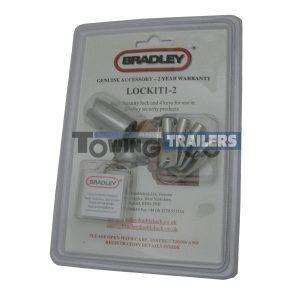 Bradley Doublelock Lockit 1-2