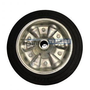 Maypole 225x55mm Replacement Wheel 48mm Trailer Jockey Wheel