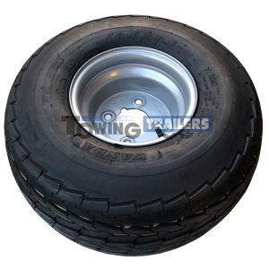 18-5 6-5x8 6 PLY 78N Trailer Tyre 4x 4 Inch