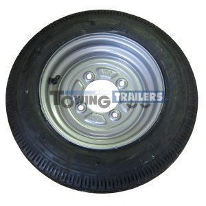 400/10 4-Ply 71M Trailer Wheel 4 Stud 115mm PCD