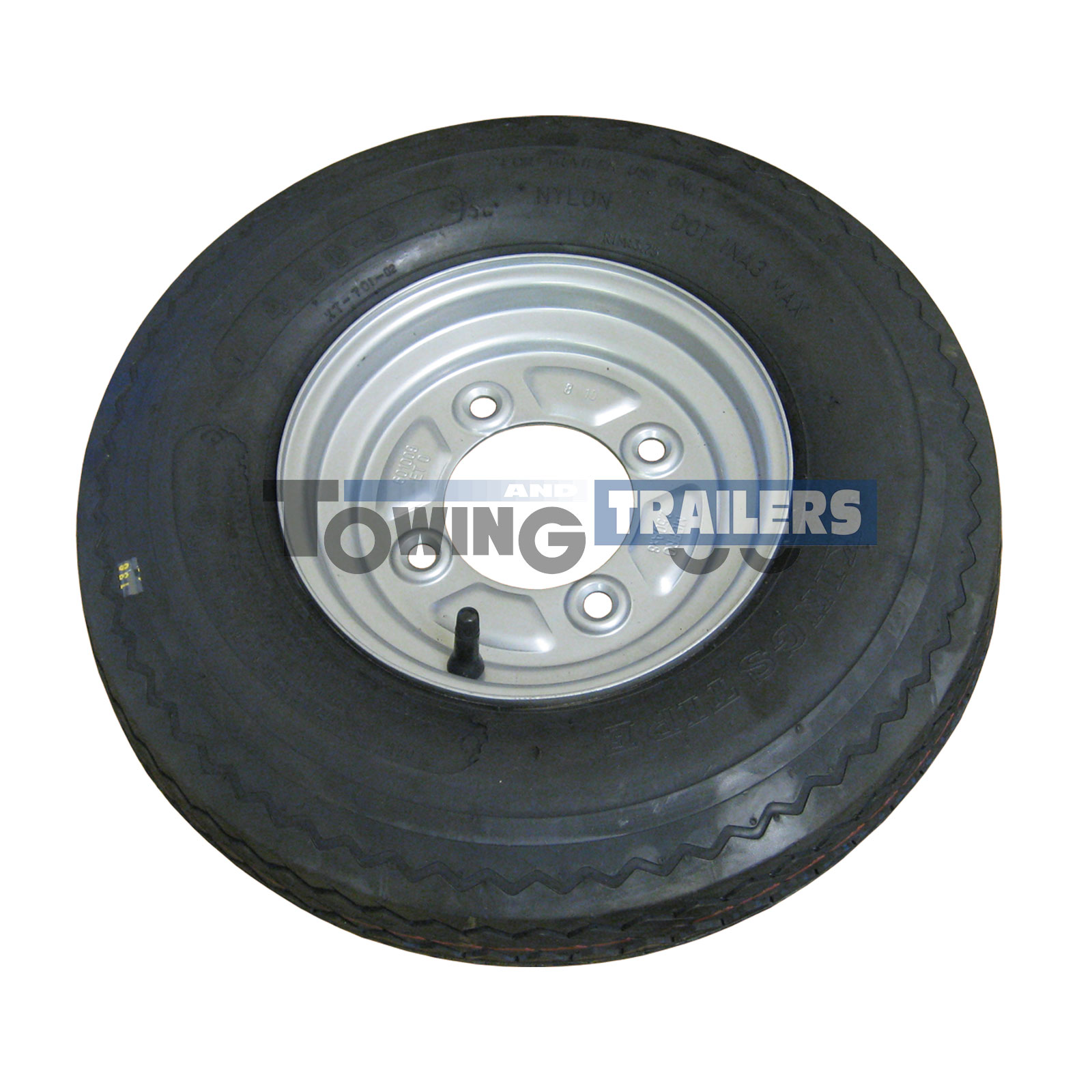 Erde 122 spare parts towing and trailers ltd 4008 4 ply 62m trailer tyre on 4 stud x 115mm pcd et0 wheel rim asfbconference2016 Gallery