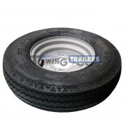 500x10C 78N 6PLY Trailer Tyre 4 Stud 115mm PCD