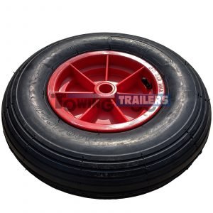 "4.80/4.00-8 8"" Launching Trolley Wheel"