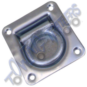 Single Recessed Anchor / Deck Ring
