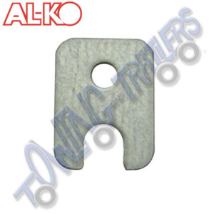 Alko Brake Shoe Retaining Spring Cover Plate