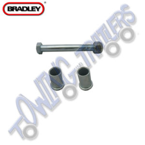 Bradley Doublelock Kit 3405 Rear Damper Mount for EH 09-27