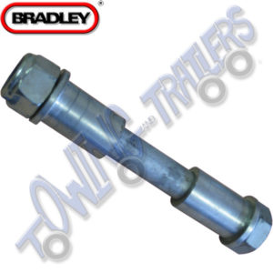 Bradley Kit 2021 Rear Damper Mount Kit over 3000kg