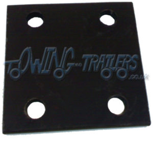 2 inch Drop plate