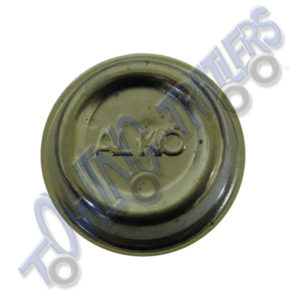 Alko Dust Hub Cap 40mm BZP