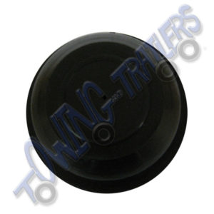 Dust Hub Cap 50mm (plastic) Fits our H20 H22 H25 Hub