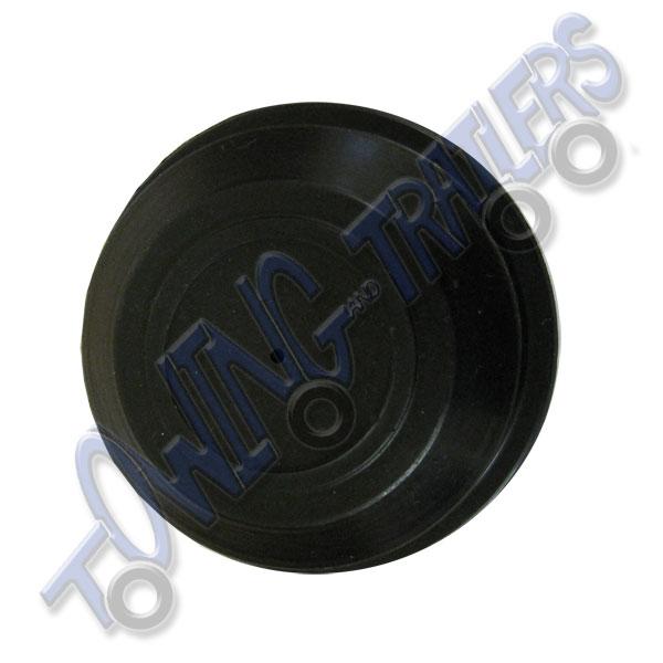 Dust hub cap mm plastic towing and trailers ltd