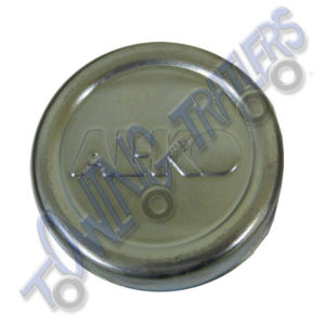 Alko Dust Hub Cap 55mm BZP - suits 160/200 Euro and Compact Drum