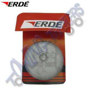 Erde Dust Hub Cap for Daxara 107-137 and Erde 102-132 & PM310 9191007