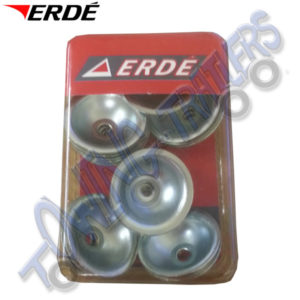 Erde Replacement Lashing Fasteners for Bungee Cord on Flat Covers (20 pack) 09191020