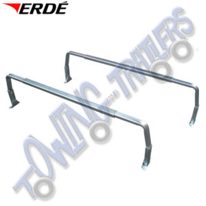 Genuine Erde Load Bars for ABS Covers BC001