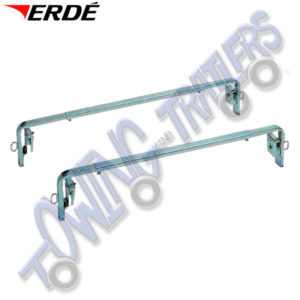 Genuine Erde Heavy Duty Load Bars BU001