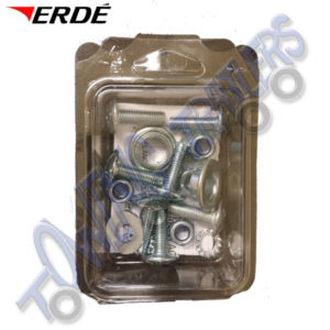 Erde Fixing Kit for Phenolic Wood Base (09191237)