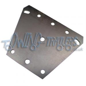 Triple Lock Adaptor Plate for Erde 153, 163, 193, 213, 233 and Daxara 158, 168, 198, 218, 238