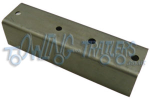 Triple Lock Adaptor Plate for Erde 142, 143 and Daxara 147, 148