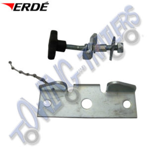 Erde Tipping Mechanism for Daxara 107-137 and Erde 102-132 09191091