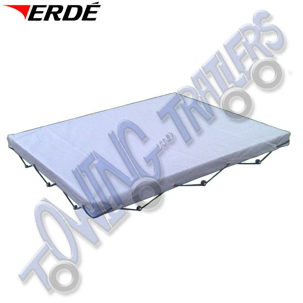 Genuine Flat Cover for Erde 122 & Daxara 127 Trailers BP120