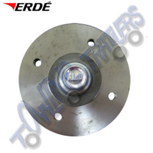 Genuine Erde Alko Hub & Bearing Kit for Erde 163 - 234 09191517